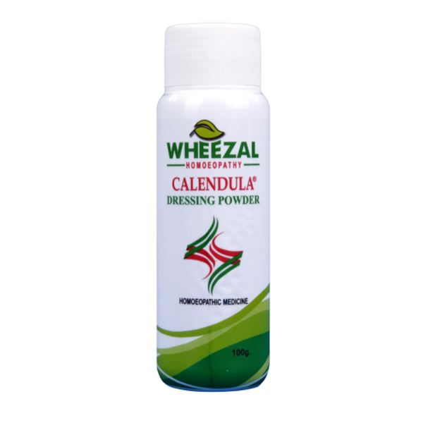 WHEEZAL CALENDULA-DRESSING-POWDER