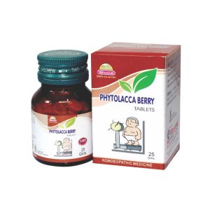 WHEEZAL PHYTOLACCA-BERRY-TABLETS