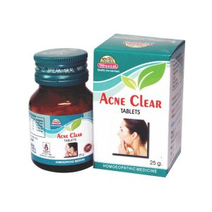 WHEEZAL ACNE CLEAR TABLETS