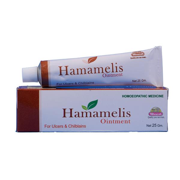 WHEEZAL HAMAMELIS OINTMENT