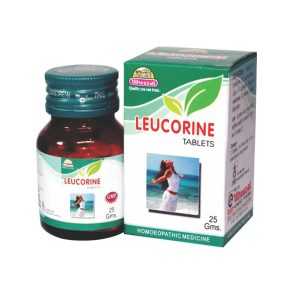WHEEZAL LEUCORINE-TABLETS