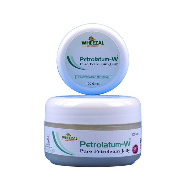 WHEEZAL PETROLATUM-W