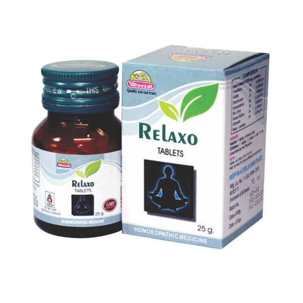 RELAXO-TABLETS