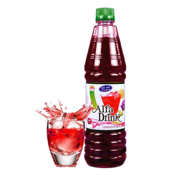 Wheezal Alfa Drink